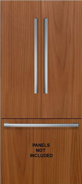 "Bosch Benchmark Series 36"" BuiltIn French Door Refrigerator B36IT900NP Excellent"