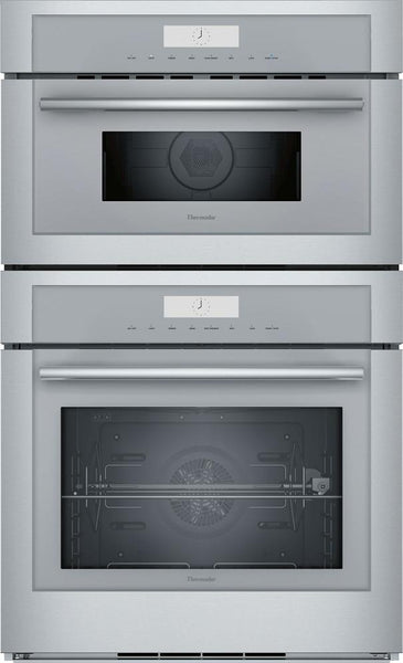 Thermador Masterpiece Series MEDMC301WS 30 Inches Combination Speed Oven - Alabama Appliance
