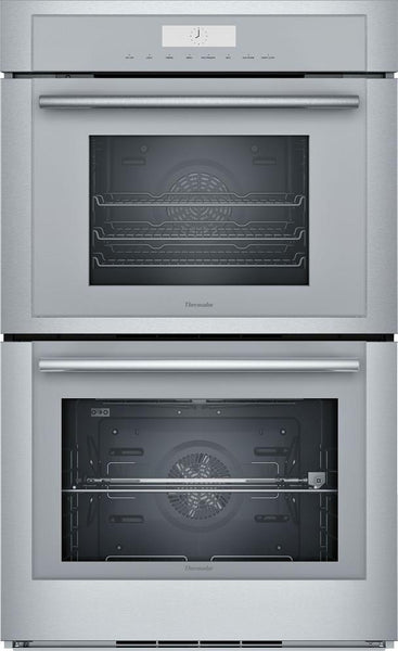 Thermador MEDS302WS 30 Inch Double Steam Oven SoftClose Door - Alabama Appliance