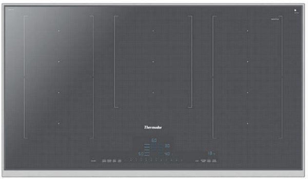 Thermador Masterpiece Series 36 Inch HeatShift Induction Cooktop CIT367TMS - Alabama Appliance