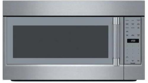 "Thermador Professional Series 30"" SS 2.1 Sensor Cooking Microwave Oven MU30WSU - Alabama Appliance"