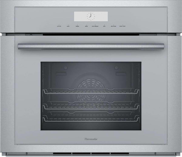 "Thermador 30"" Steam Convection Self-Clean SS Wi-Fi Wall Oven MEDS301WS Excellent - Alabama Appliance"