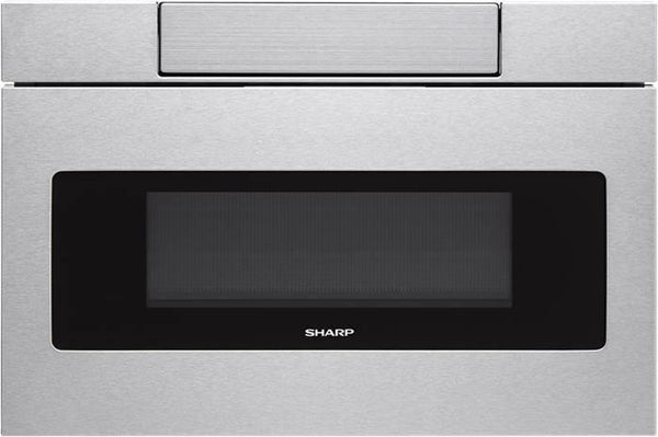 NIB Sharp 30 inch 1.2 cu. ft Hidden Controls Microwave Drawer Oven SMD3070ASY (LOCAL)