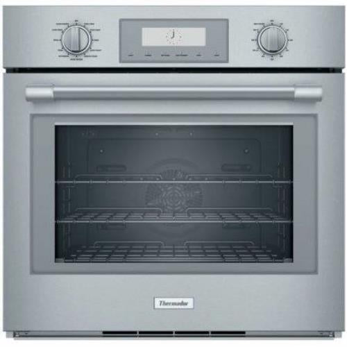 "Thermador Professional Series 30"" Convection Professional Wall Oven PO301W - Alabama Appliance"