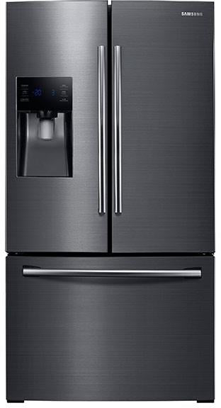 Samsung RF263BEAESG 36 Inches French Door Refrigerator with CoolSelect Pantry - Alabama Appliance