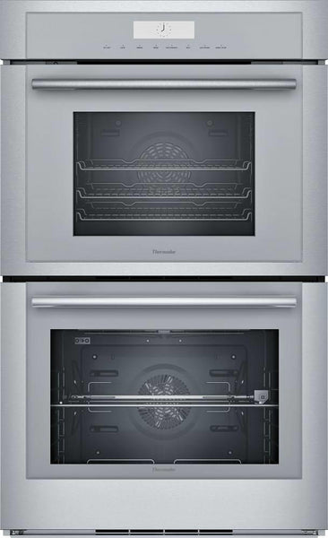 "Thermador Masterpiece Series 30"" 16 Cooking Modes Wi-Fi Double Wall MED302WS - Alabama Appliance"
