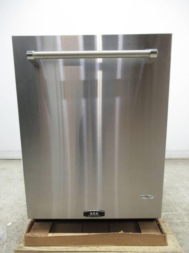 "AGA Professional Series 24"" Smartsoil Sensor Built-In Dishwasher AMPROTTDWSS - Alabama Appliance"