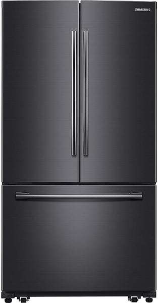Samsung 36'' CoolSelect French Door Refrigerator RF260BEAESG Black Stainless - Alabama Appliance