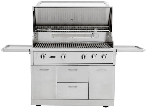 Capital CG48RFSN Precision Series 48 Inches Freestanding Natural Gas Grill - Alabama Appliance