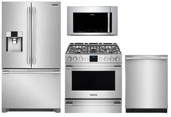 NIB Frigidaire Professional Kitchen: Refrigerator & Range Microwave & Dishwasher - Alabama Appliance