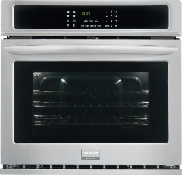 "Frigidaire Gallery Series FGEW3065PF 30"" Single Electric Wall Convection Oven - Alabama Appliance"