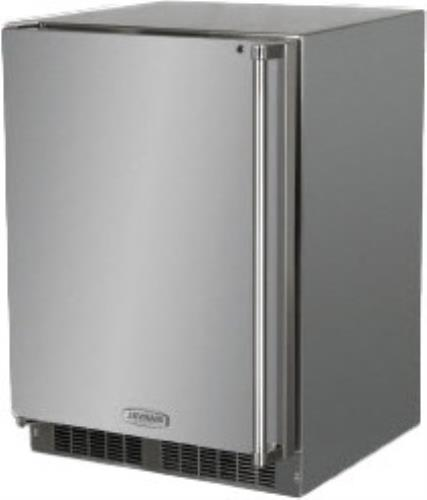 "Marvel 24"" Built-in Outdoor Refrigerator with 6.54 cu. ft. Capacity MO24RAS2LS - Alabama Appliance"