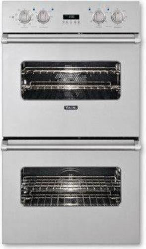 "Viking Professional Premiere 30"" SS Double Electric Convection Oven VEDO5302SS - Alabama Appliance"