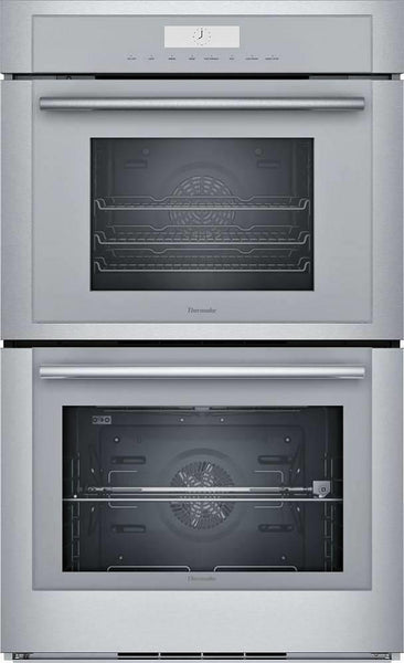 "Thermador Masterpiece Series 30"" 16 Cooking Modes Double Wall MED302WS EXLNT - Alabama Appliance"
