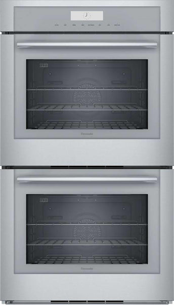 "Thermador Masterpiece Series 30"" Home Connect 13 Modes Double Wall Oven ME302WS - Alabama Appliance"