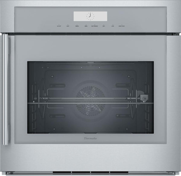 Thermador Masterpiece Series MED301RWS 30 Inches Built In Wall Oven Pics - Alabama Appliance