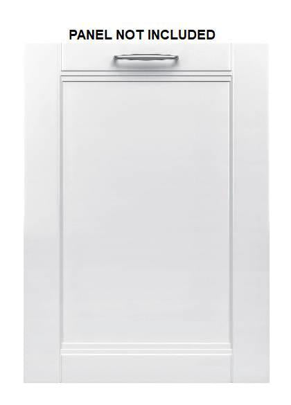 "Bosch 800 Series 24"" Panel Ready 44dB ADA Built-in Dishwasher SGV68U53UC - Alabama Appliance"