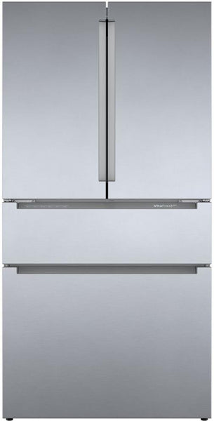 "Bosch 800 Series B36CL80ENS 36"" Counter Depth French Door Refrigerator"