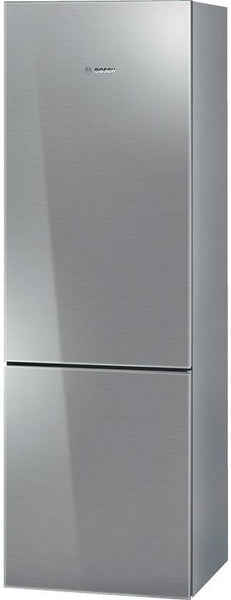 "Bosch 800 Series 24"" 10.0 cu.ft. Counter-Depth Refrigerator SS/Glass B10CB80NVS - Alabama Appliance"