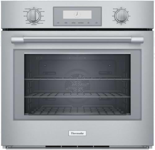 "Thermador Professional Series 30"" 4.5 SS Home Connect Built-In Oven - POD301W - Alabama Appliance"