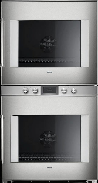 "Gaggenau 400 Series 30"" TFT Touch Display Electric Double Wall Oven BX480612 - Alabama Appliance"