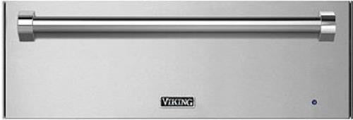 "Viking 30"" 1.6 cu. ft Removable Racks Warming Drawer Stainless Steel RVEWD330SS - Alabama Appliance"