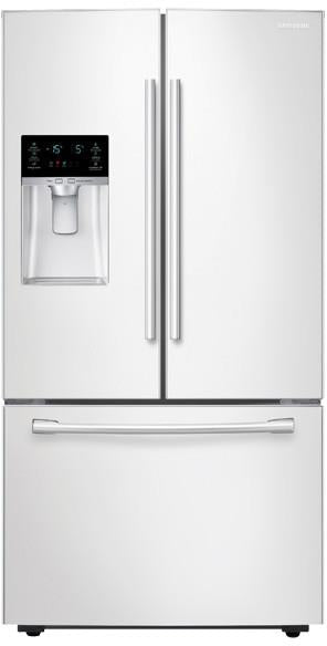 Samsung RF28HFEDBWW 36 Inch French Door Refrigerator with CoolSelect Pantry - Alabama Appliance