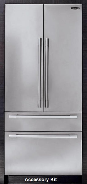 "Lg Signature Kitchen Suite 36"" SS Refrigerator + Accessory Kit SKSFD3604P - Alabama Appliance"