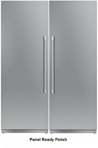"Thermador 60"" Freedom Refrigerator Freezer Column Set T30IR900SP/ T30IF900SP"