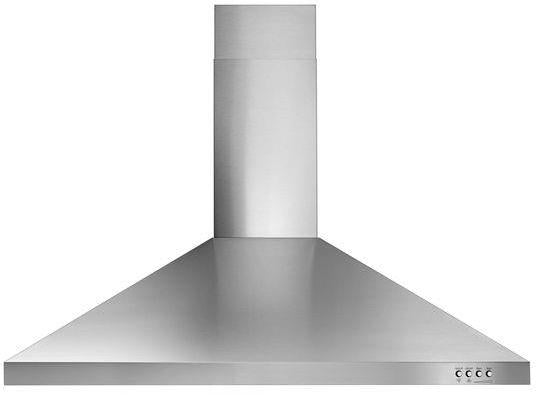 Whirlpool WVW53UC6FS 36 Inches Wall Mount Range Hood with 400 CFM - Alabama Appliance