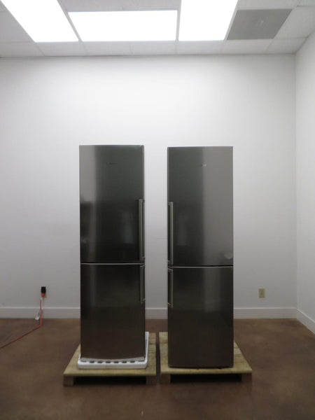 "Bosch 800 Series 48"" Freezer Refrigerator: Set of 2 units  24"" B11CB81SSS Pics - Alabama Appliance"