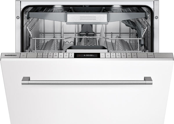 Gaggenau 200 Series DF250762 24 In Fully Integrated Panel Ready Smart Dishwasher - Alabama Appliance