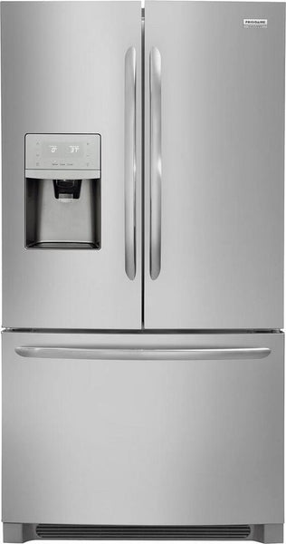 "Frigidaire Gallery Series FGHB2868TF 36"" Freestanding French Door Refrigerator"
