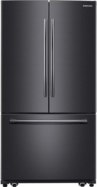 Samsung RF261BEAESG 36 Inch French Door Refrigerator with 25.5 cu. ft. Capacity - Alabama Appliance