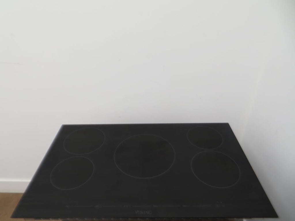 "Viking Virtuoso MVIC6365BBG 36"" Induction Cooktop MagneQuick Elements 2020 Model - Alabama Appliance"