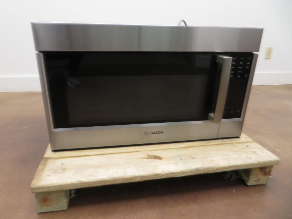 "Bosch 800 Series 30"" Over The Range Convection Microwave HMV8053U - Alabama Appliance"