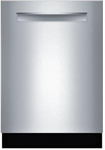 Bosch 800 Series Dishwasher SHP878ZP5N 24'' Stainless steel 42 dBa Perfect Front - Alabama Appliance