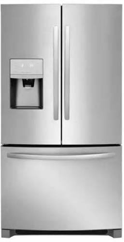 "Frigidaire FFHD2250TS 36"" Counter Depth French Door Refrigerator S.S 2020 Model - Alabama Appliance"