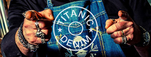 Titanic Denim - image source google images
