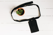 Load image into Gallery viewer, The Logia Pocket Bag - Black