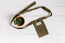 Load image into Gallery viewer, The Logia Pocket-Bag - Heath Green