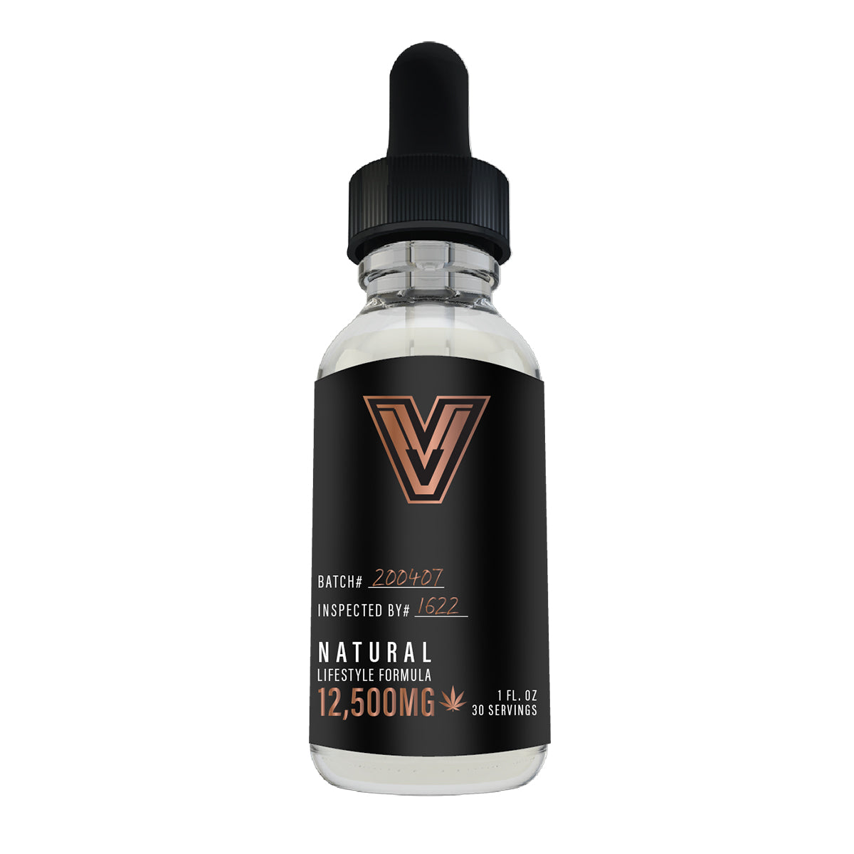 Natural Flavor Lifestyle Ultra Strength Tincture