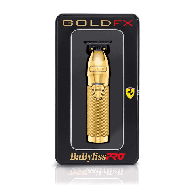 BaByliss PRO Gold FX Skeleton Outliner Cordless Trimmer FX787G