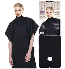 Load image into Gallery viewer, Cricket Basics Chemical Cape Black