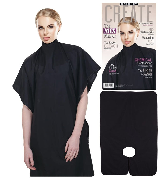 Cricket Basics Chemical Cape Black