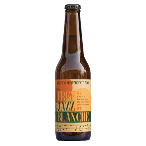 Free Jazz Blanche - 33 Cl - ZeroPerCento