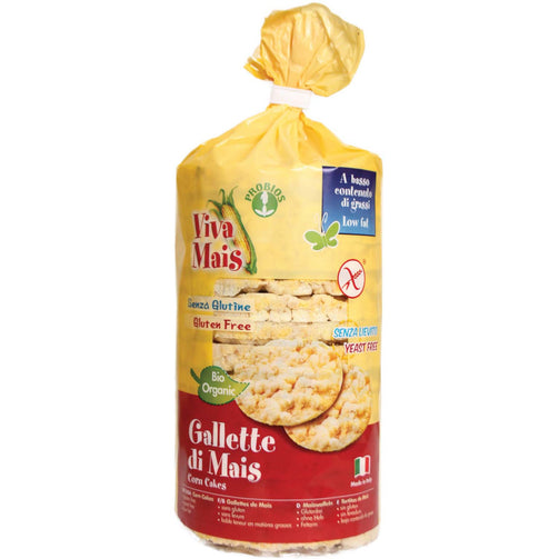 Gallette Di Mais- 100G - ZeroPerCento