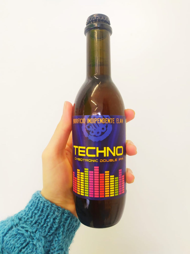 Birra Techno - 33 cl - ZeroPerCento