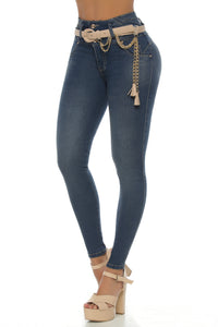 MARY Tube boot, high rise, tight silhouette jean, abdomen control and push up effect
