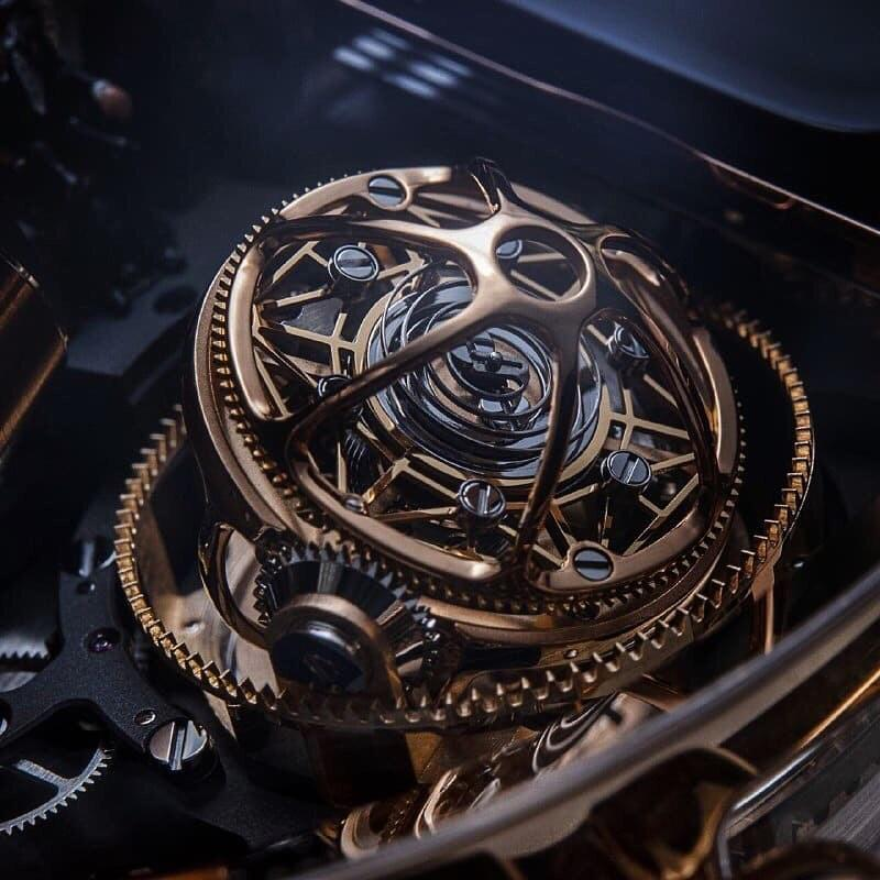Multiple Tourbillon